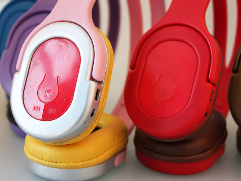 EP3 Wireless card headset MP3 player