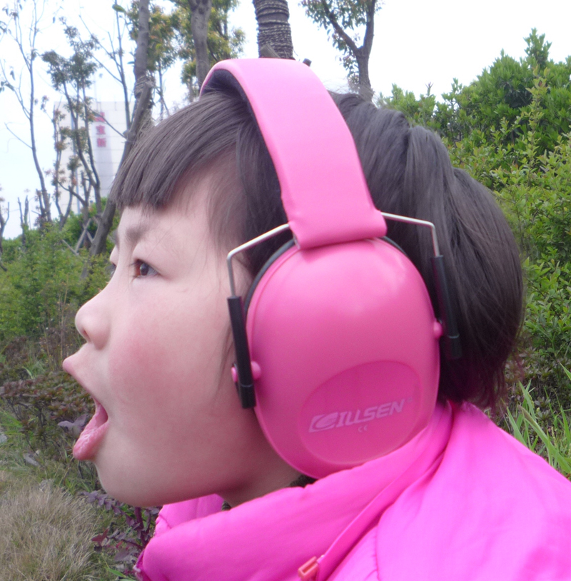 GE26021 ear muff for kids